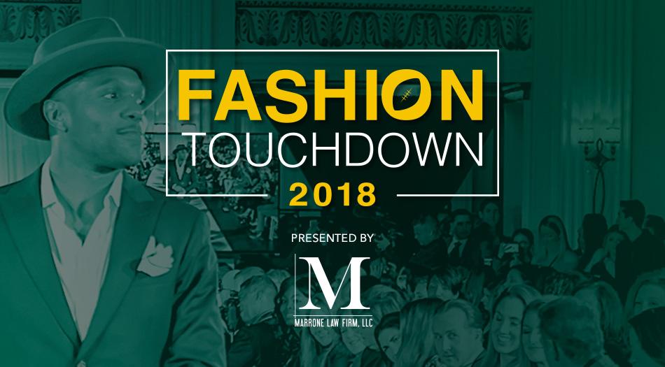 Fashion Touchdown Announcement Party 2018