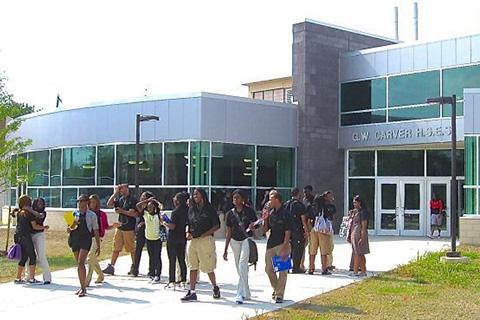 Mentor Workshop Hosted at George Washington High School