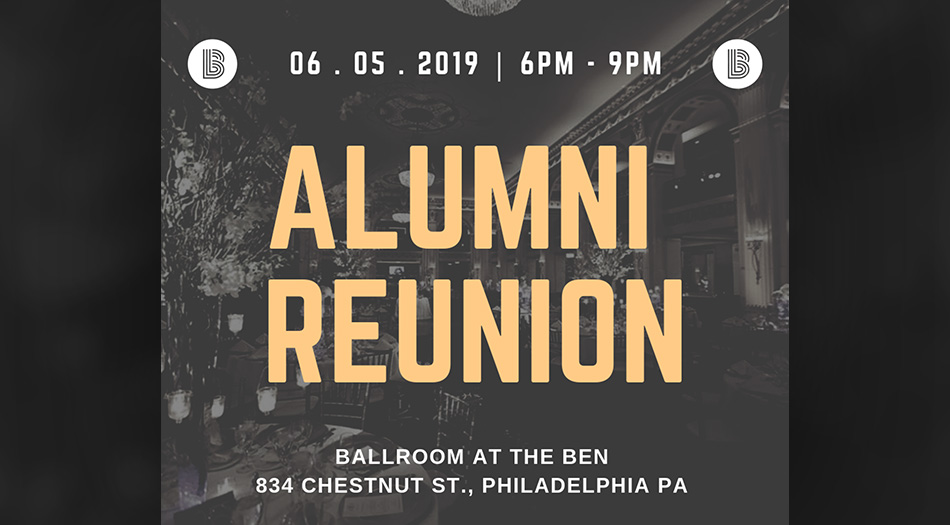 Alumni Reunion 2019