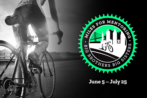 Miles for Mentoring Biking Campaign